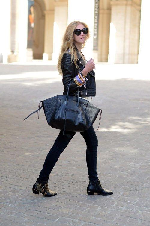 Chiara von The Blonde Salad in den Klassikern von Chloe