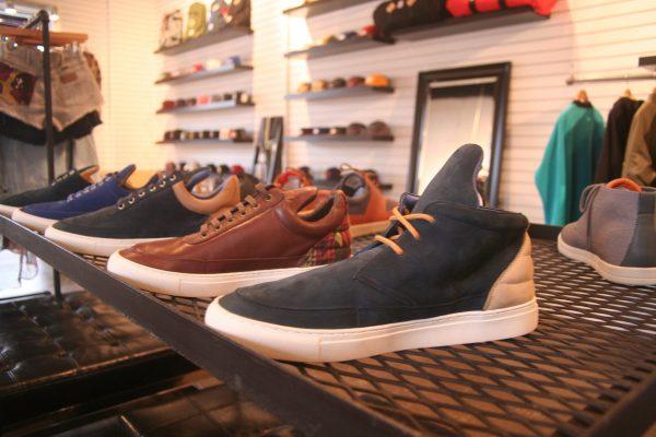 Sole Purpose verkauft als einziger Store in den USA Schuhe von FIlling Pieces