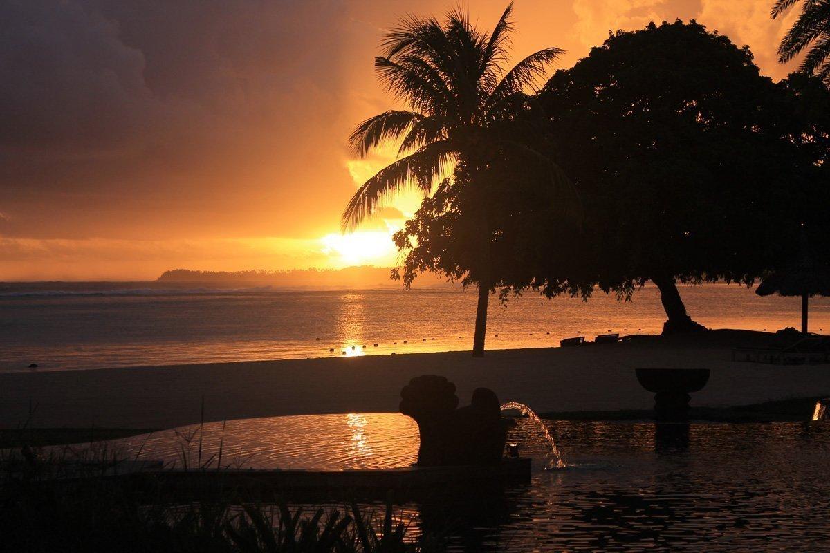 Sunset Shanti Maurice