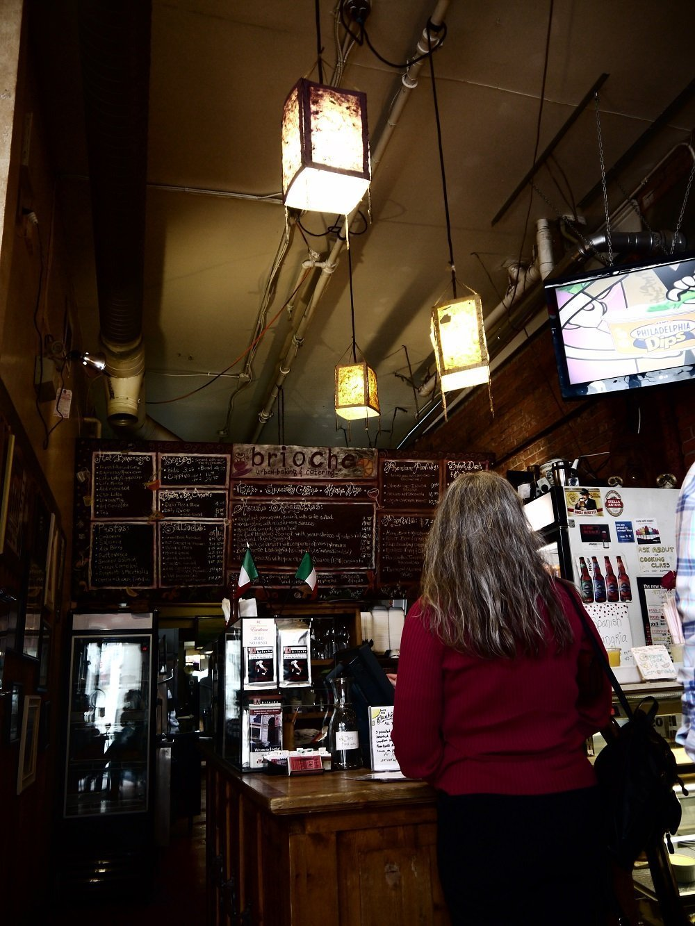 Café Brioche in Vancouver