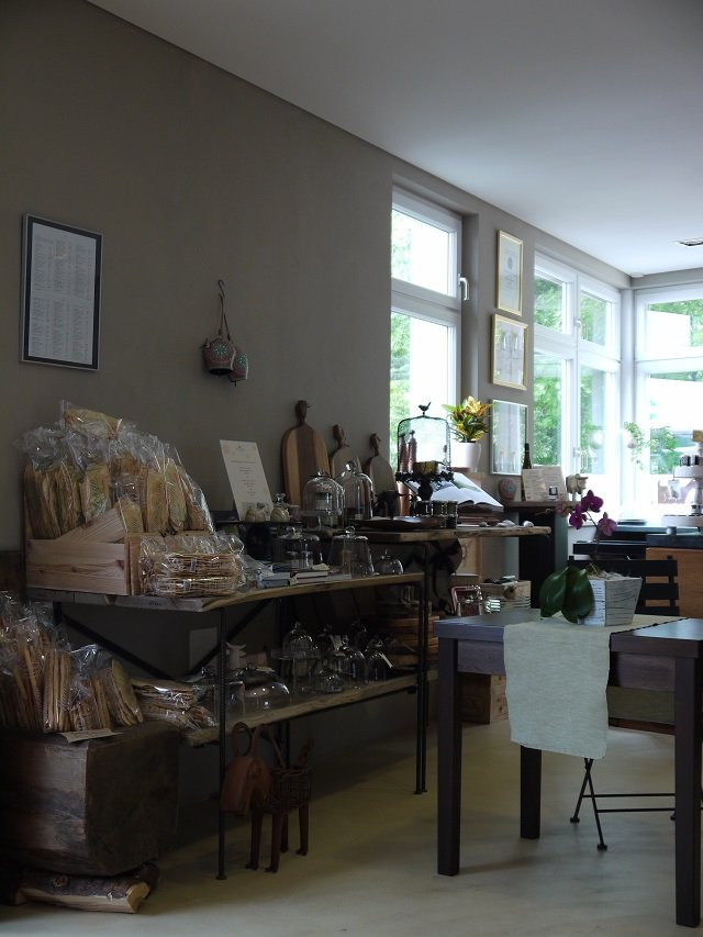 Der Degust-Showroom in Brixen