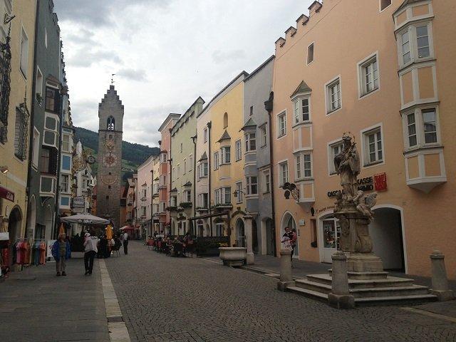 Die Prachtstraße von Sterzingen ;)