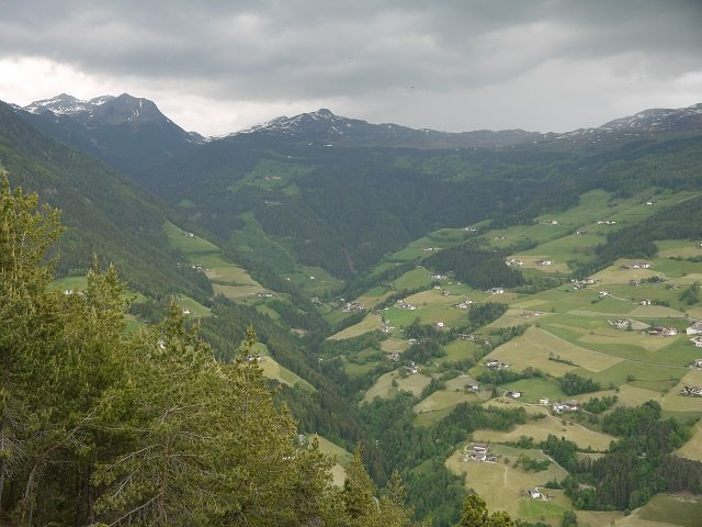 Fast schon kitschig: Südtirol