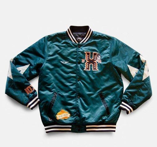 10.Deep Warriors Jacket