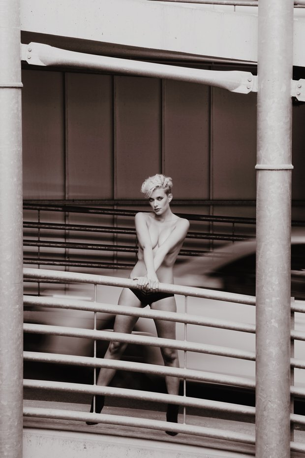 Mia Bühler fotografiert von Nina Stiller