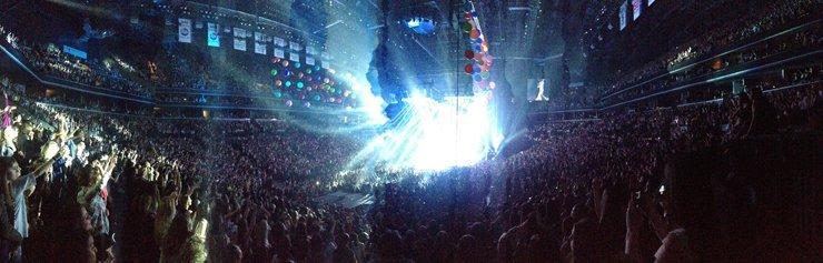 Miley Cyrus Concert Barclays Center Brooklyn NYC