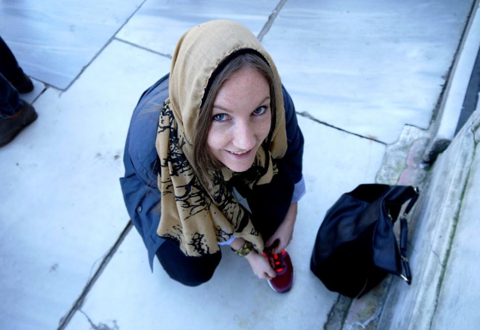 Lisa Mattis Kopftuch