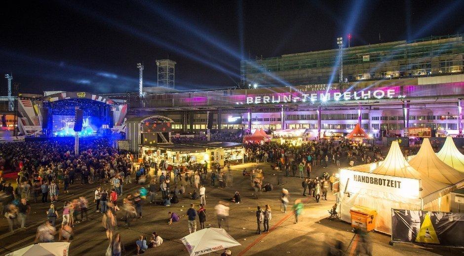 Bild von Stephan Flad via berlinfestival.de