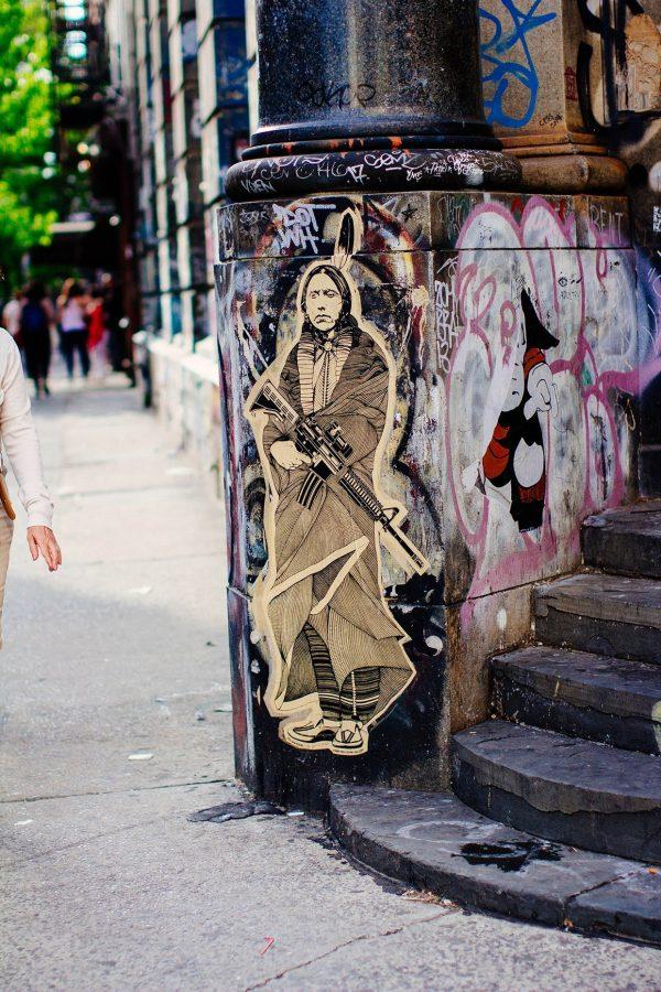 NYC Streetart