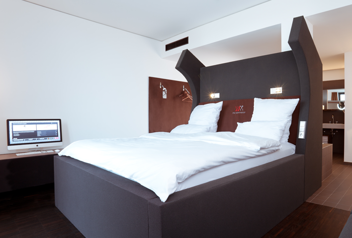where to stay vier hippe hotels in berlin. Black Bedroom Furniture Sets. Home Design Ideas