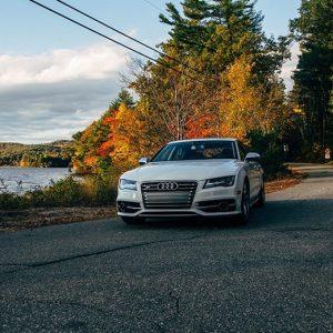 Indian Summer Roadtrip Audi S7