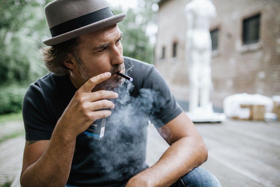 erst zigaretten geraucht nun e zigarette