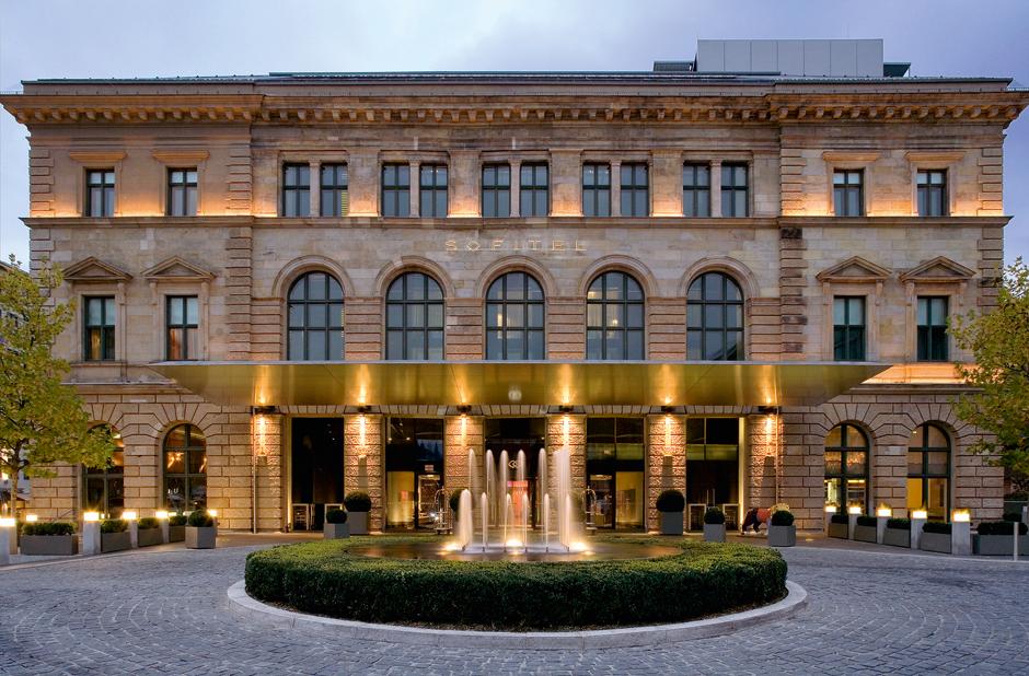 Hotel Dorint Munchen
