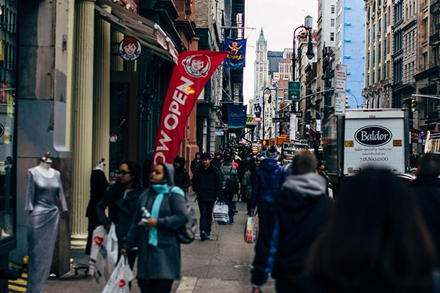 Black Friday New York 2014