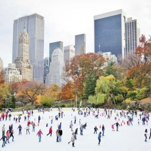 Shopping Trip New York Winter