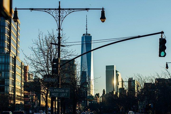 Abschiedsbrief New York City