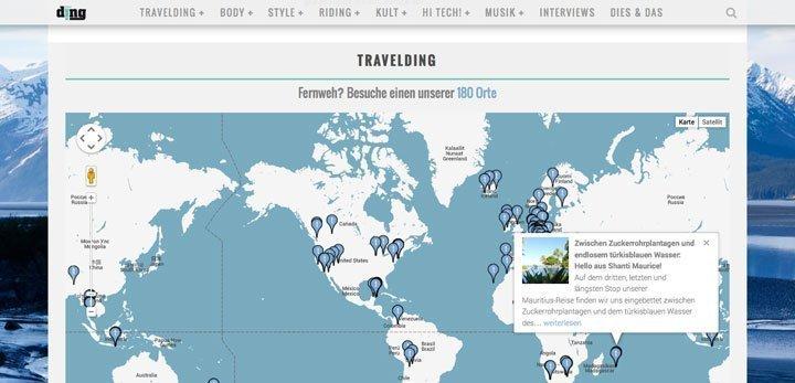 travelding