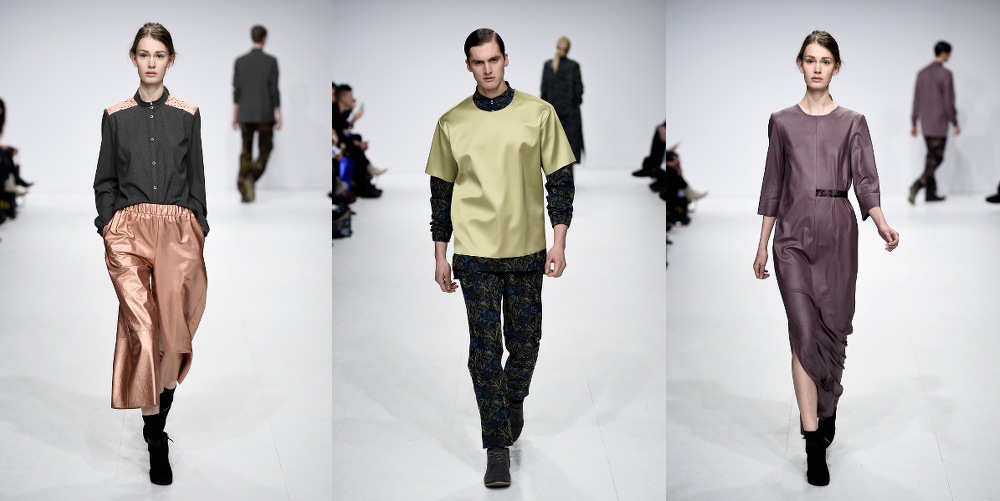 trends der fashion week berlin fall winter 2015 16. Black Bedroom Furniture Sets. Home Design Ideas