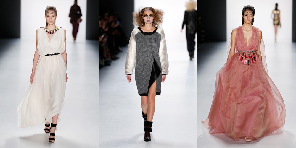 Dimitri Rebekka Ruetz Fashion Week Berlin