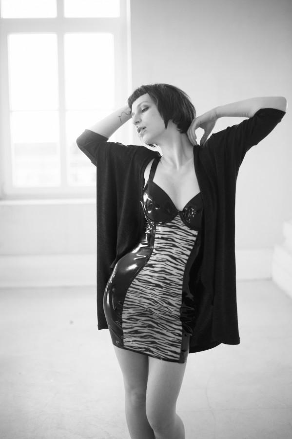 "Model: Julia ""Knopf"""